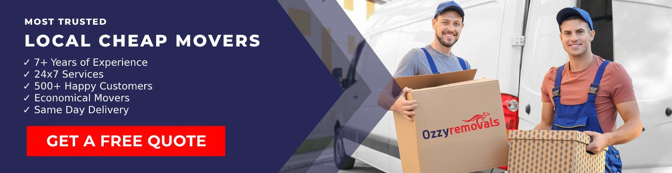 local cheap movers